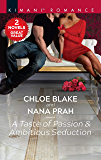 A Taste of Passion & Ambitious Seduction: A 2-in-1 Collection (Deliciously Dechamps Book 3)
