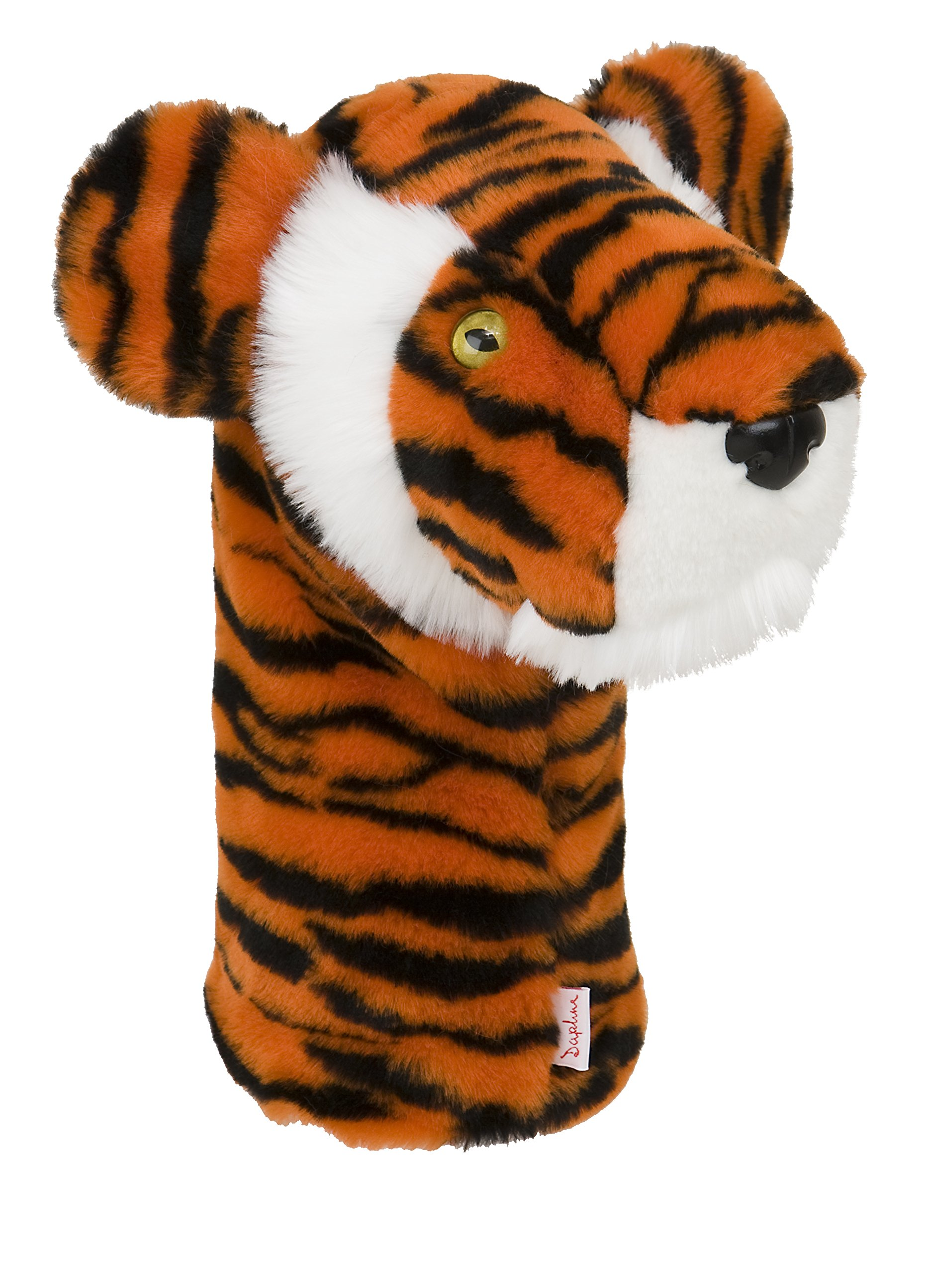 Oversized Tiger Golf Head Cover