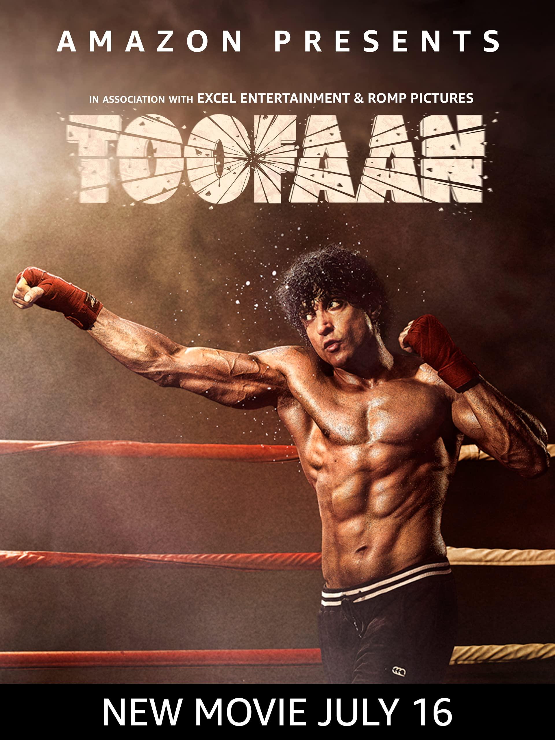 Toofaan (Trailer) on Amazon Prime Video UK