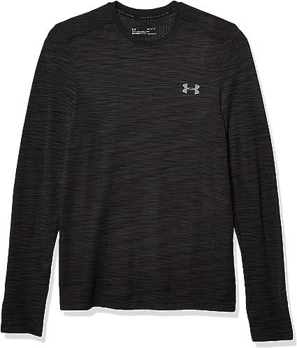 Under Armour T-shirt /à manches longues UA Seamless pour homme