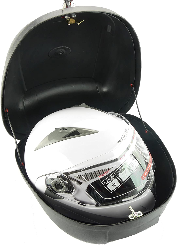 passend f/ür Honda SH 125 JF14 2001-2009 Topcase Koffer z.B