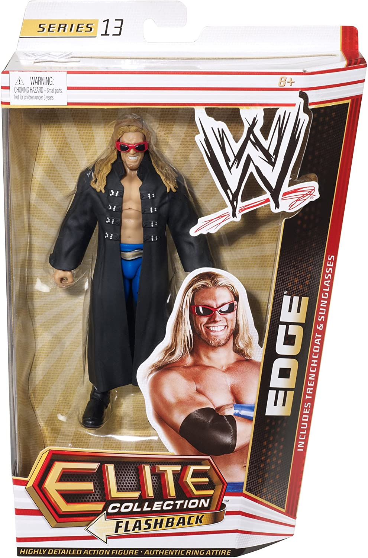 Mattel WWE Elite 71 Jeff Hardy Figure Action NEUF!