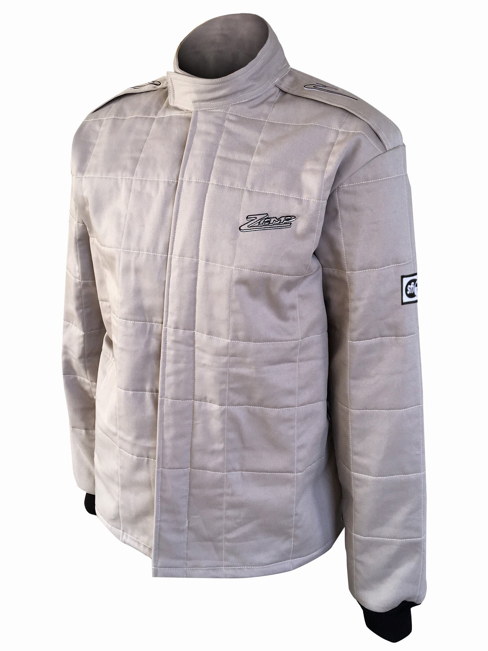 Zamp ZR-30 SFI 3.2A/5 Race Jacket Grey Large