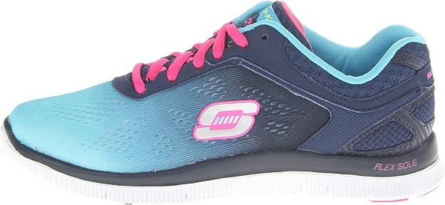 Skechers Flex Appeal Style Icon Damen Sneakers: aFr4z