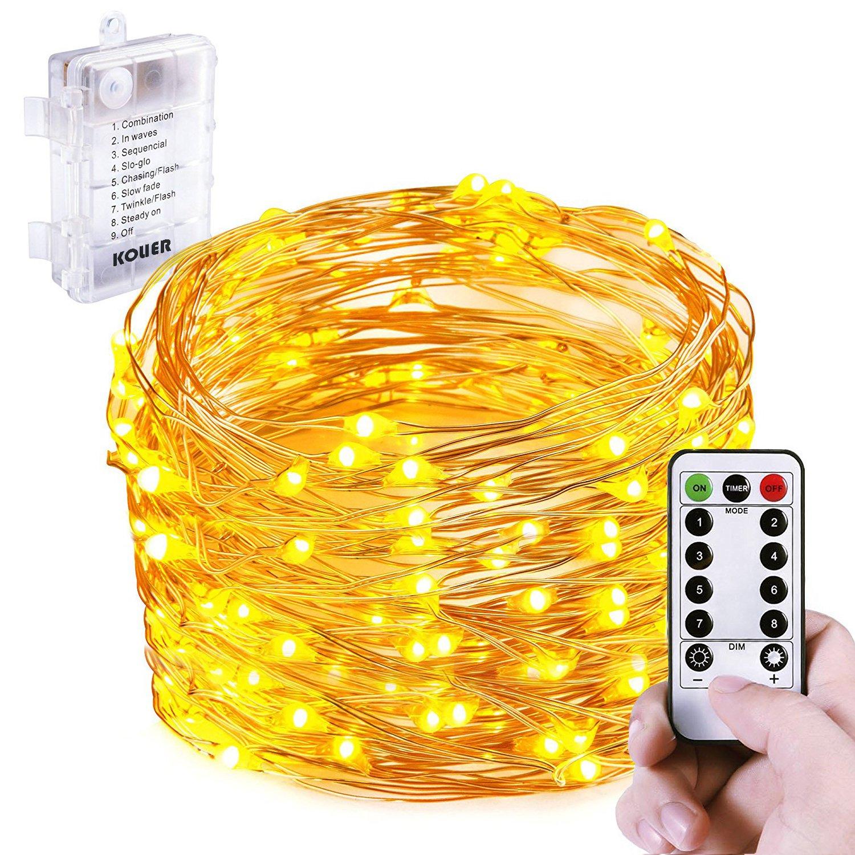 81AuN0sfz3L._SL1500_ Wunderschöne Lichterkette Mit Batterie Und Zeitschaltuhr Dekorationen