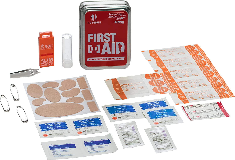 Advanced Moleskin Pink Orange Injury Outdoors Blister Foot Medical Kits