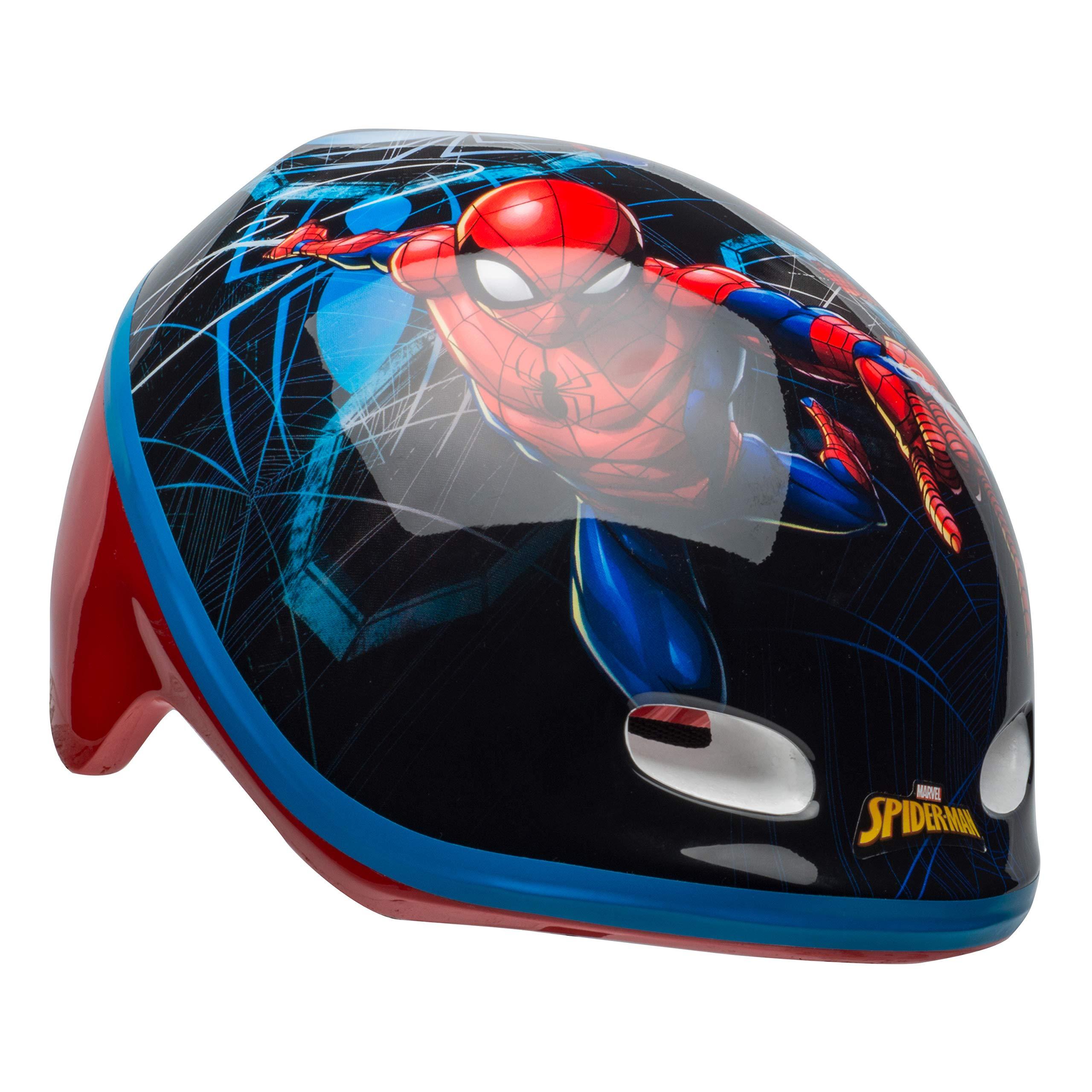 Spider-Man Shooting and Swinging Toddler Bike Helmet