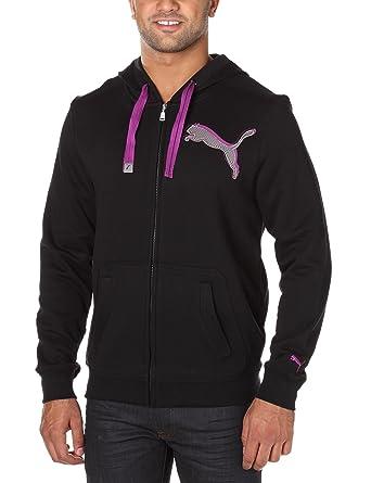 Puma Herren Sweat Jacke Logo Hooded