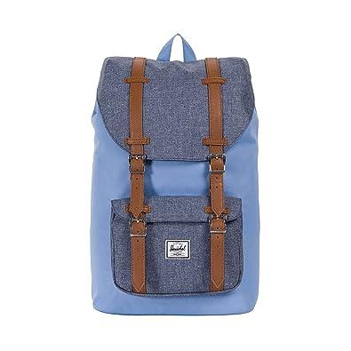 ceb0d5b63a23e Herschel Little America 17 Mid Volume Backpack Rucksack 38 cm Laptopfach