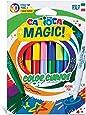 Renk Değiştiren Sihirli Keçeli Kalemler, 9 Renk + 1 Renk Değiştirici Beyaz Kalem