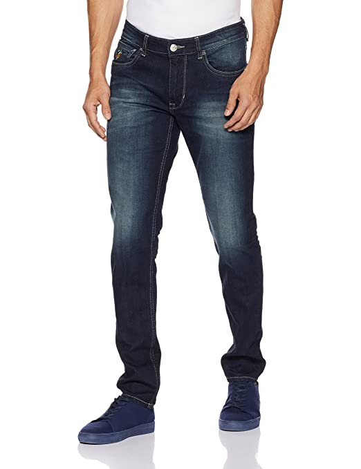 US Polo Association Men's Slim Fit Jeans Men's Jeans at amazon