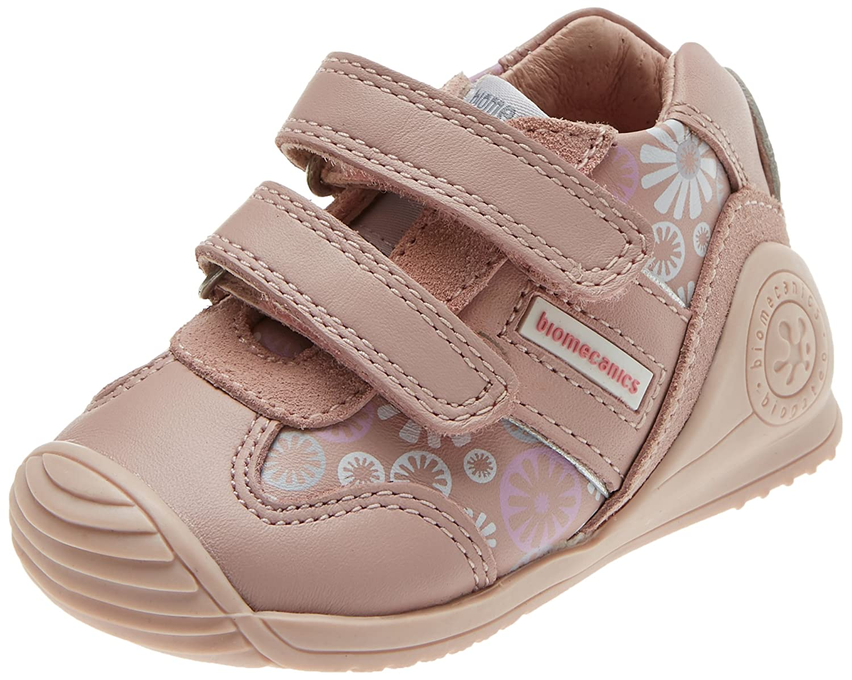 Biomecanics 182139, Zapatillas de Estar por casa para Bebés Rosa (Sauvage/Estampado) 23 EU 182139-A-AMZ