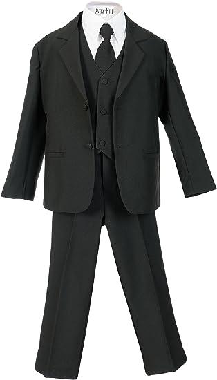 NEW Infant,Boy /& Toddler Tuxedo Formal Party Wedding Suit sz:1-16,Navy//Khaki