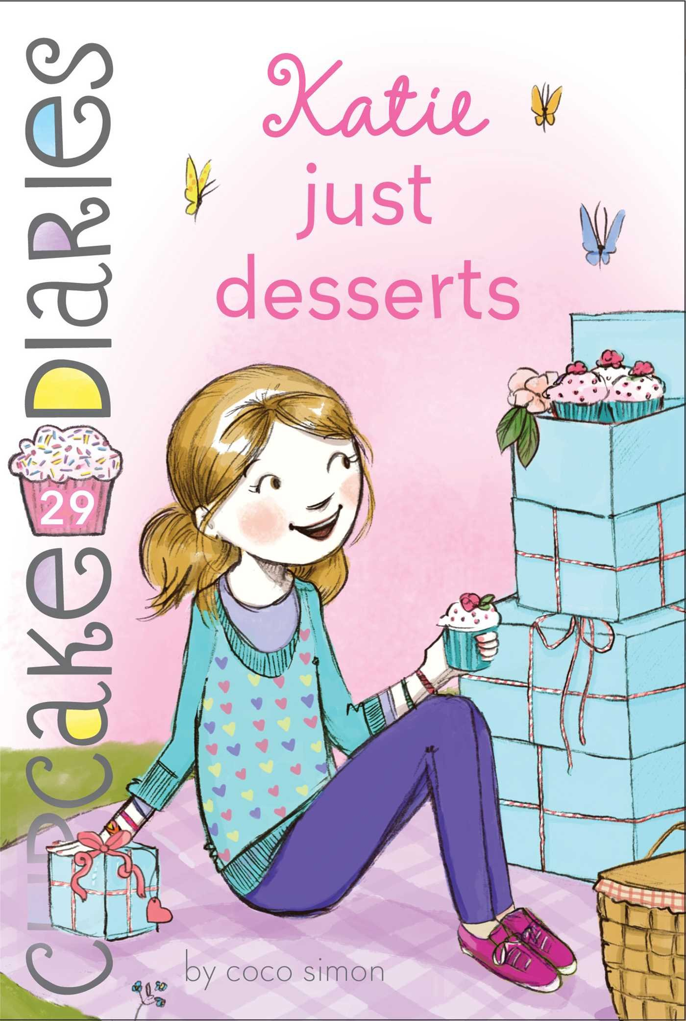 Katie Just Desserts Cupcake Diaries product image