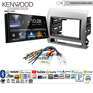 Volunteer Audio Kenwood DMX7705S Double Din Radio Install