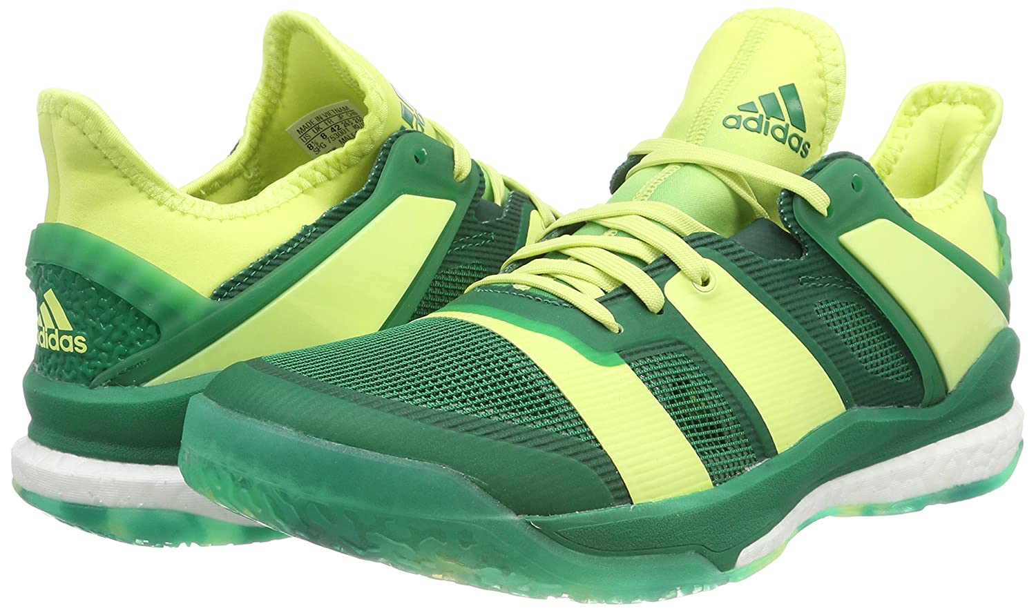 on sale bad3d b340b adidas Stabil X, Scarpe da Pallamano Uomo ingrandisci