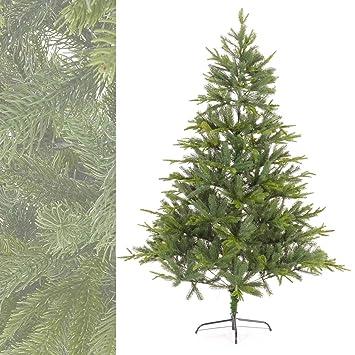 Künstlicher Weihnachtsbaum Für Aussenbereich.Maco Import Künstlicher Weihnachtsbaum 180 Cm Hoch Spritzguss Plastik Tannenbaum Christbaum