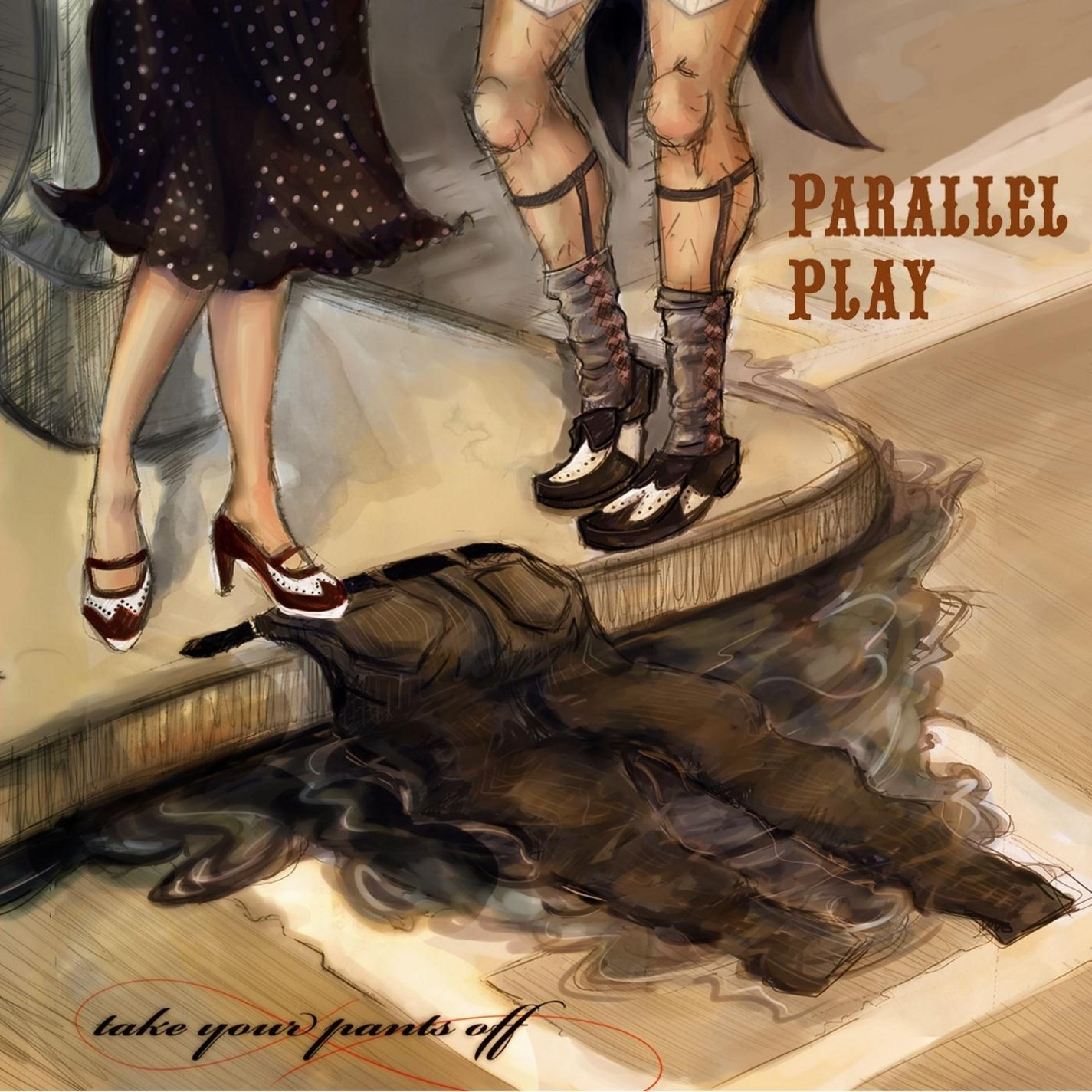 Parallel Play - Take Your Pants Off (CD)