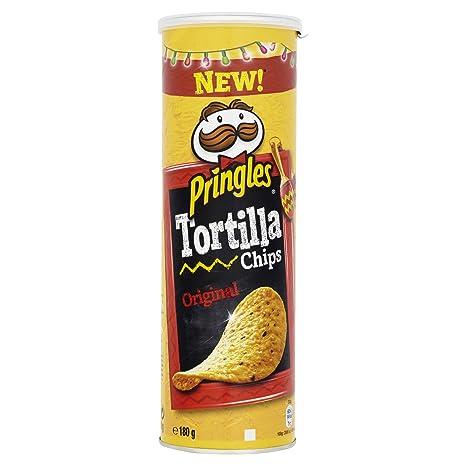 Pringles - Tortilla Chips Original - 180g: Amazon.de: Lebensmittel ...