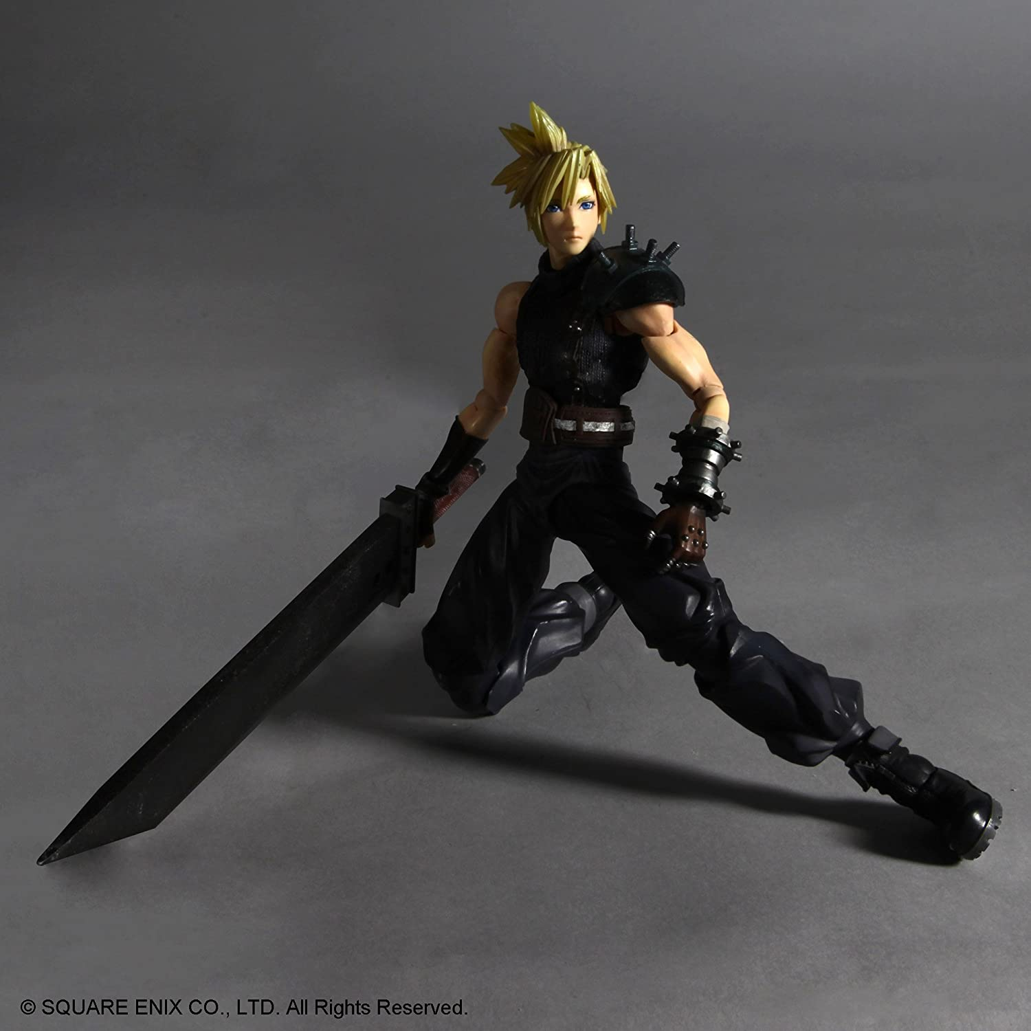 Amazoncom Square Enix Dissidia Final Fantasy Cloud Strife Play - Cleaning invoice template free square enix online store