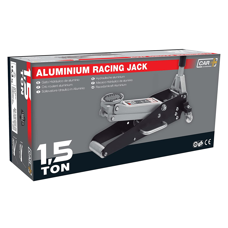 Amazon.com: SUMEX racejack Carplus – Aluminum Hydraulic Lifter Nascar, 1.5 Ton: Automotive