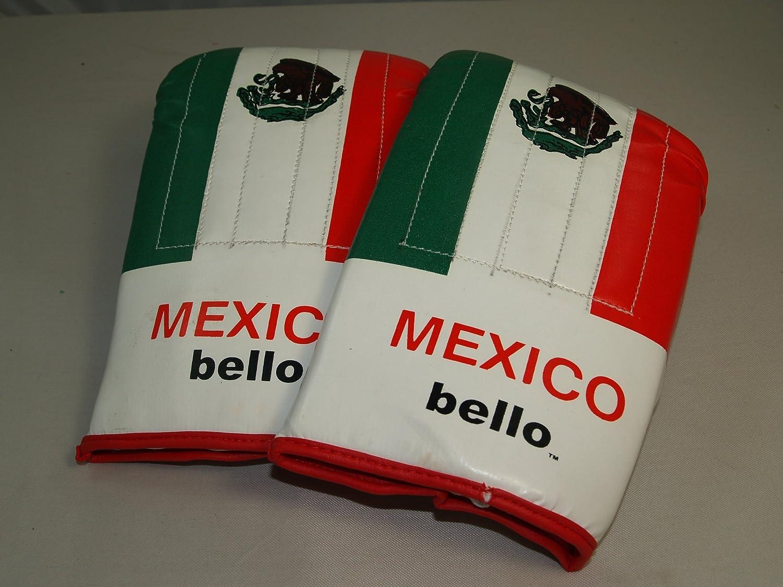 空手格闘技グローブ – メキシコデザインLarge