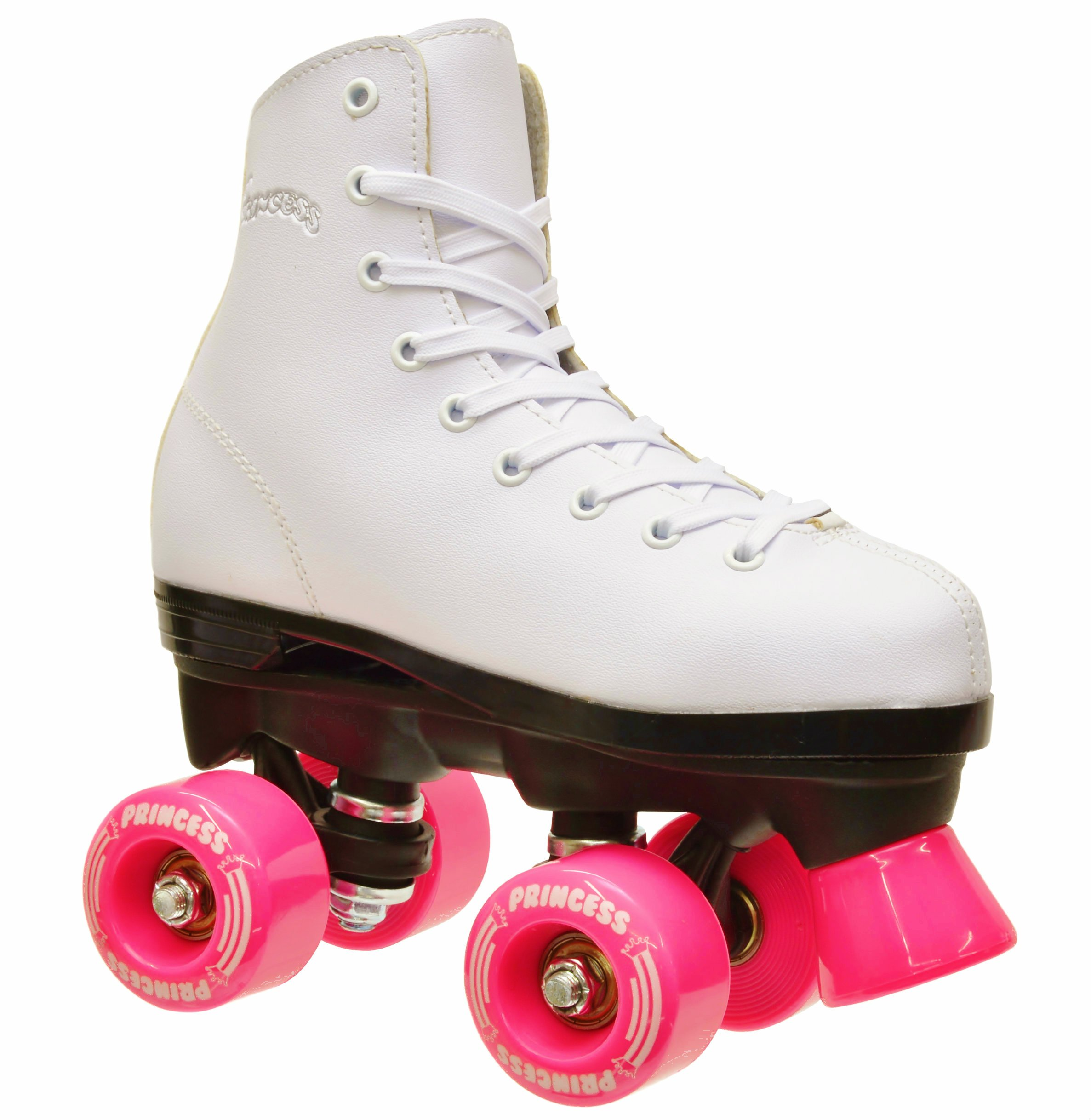 Epic Skates Epic Pink Princess Quad Roller Skates Kids 5 by Epic Skates (Image #2)