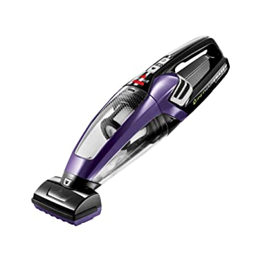 BISSELL Pet Hair Eraser Lithium Ion Hand Handheld Cordless Vacuum, Purple