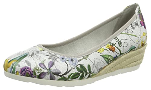 Womens 22362 Closed Toe Heels, Beige Soft Line