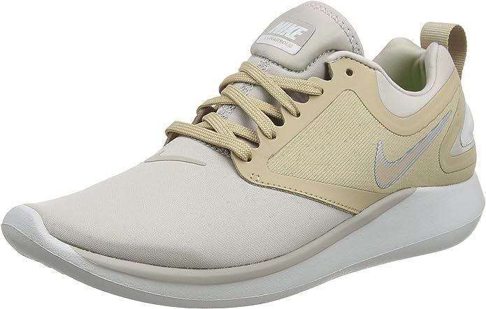 Nike Lunarsolo, Zapatillas de Running para Mujer, Multicolor (Moon Particle/Sand 201), 40 EU: Amazon.es: Zapatos y complementos