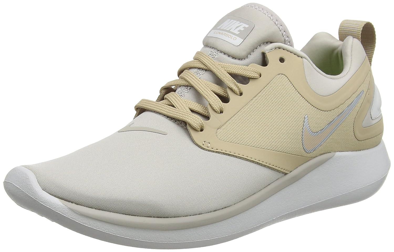 Beige (Lune Particule gris Vaste Sable 201) 38 EU Nike Lunarsolo, Chaussures de FonctionneHommest Femme