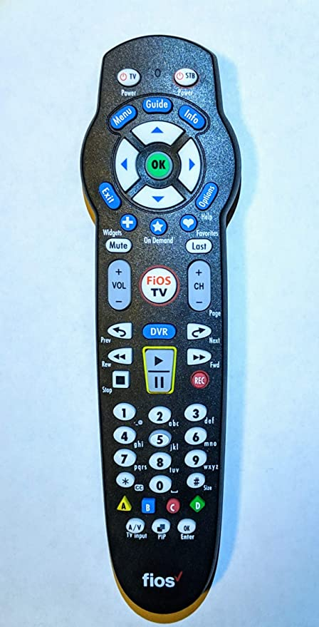 Verizon Fios P265v5 Remote control