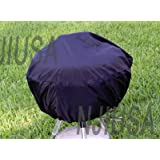 """BBQ Grill Cover fits Weber Smokey Joe Silver Serving IndoorOutdoor round 14""""-15"""" :New by WW shop"""