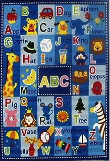 Fun Rugs FT 95 3958 Fun Time Letters U0026 Names