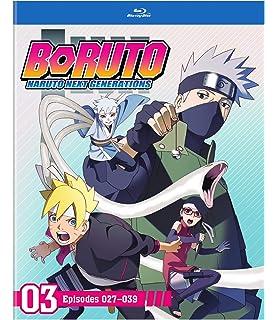 Amazon com: Boruto: Naruto Next Generations Set 1 (BD) [Blu