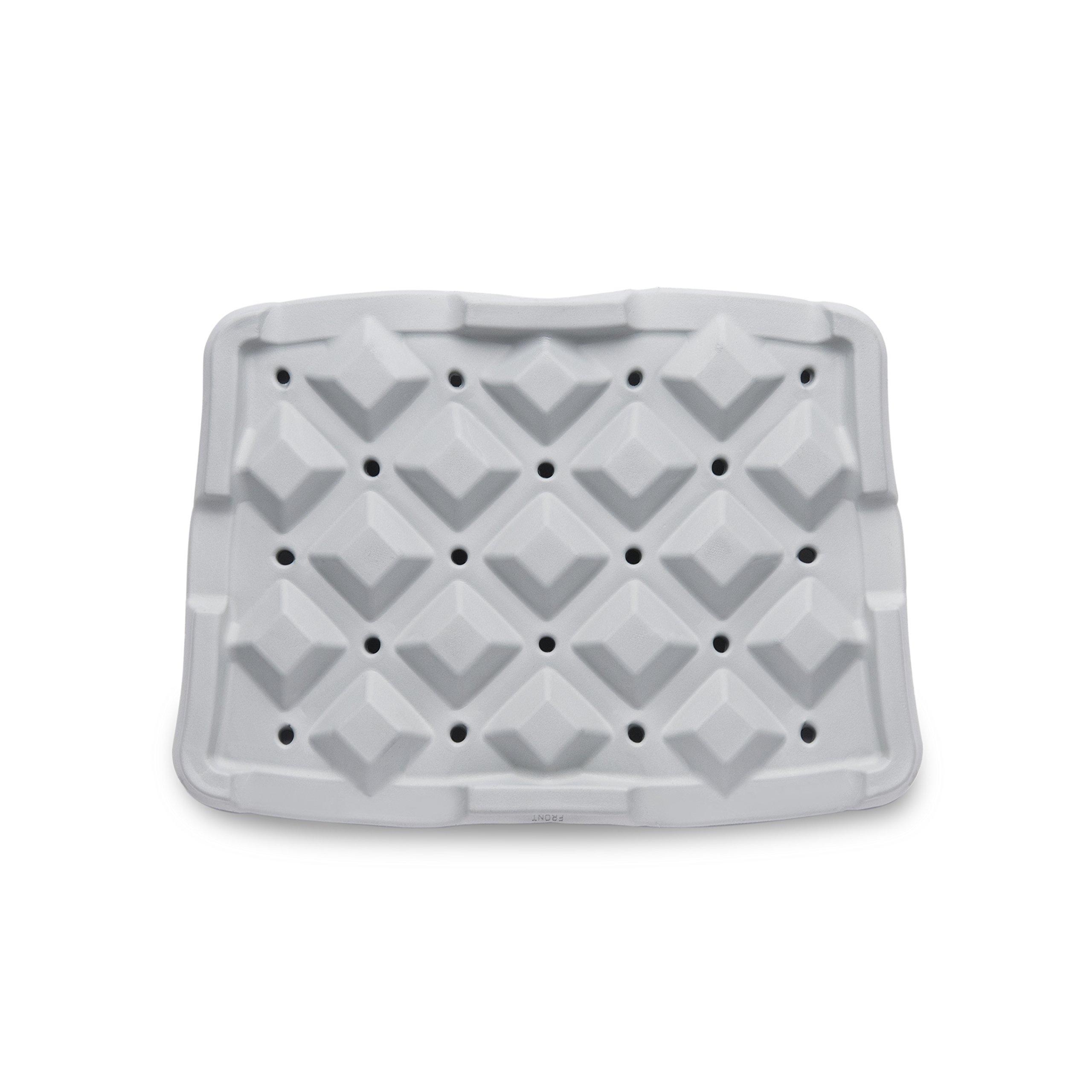 Shower Bench Bath Seat Cushion Waterproof Foam Bath Cushion For