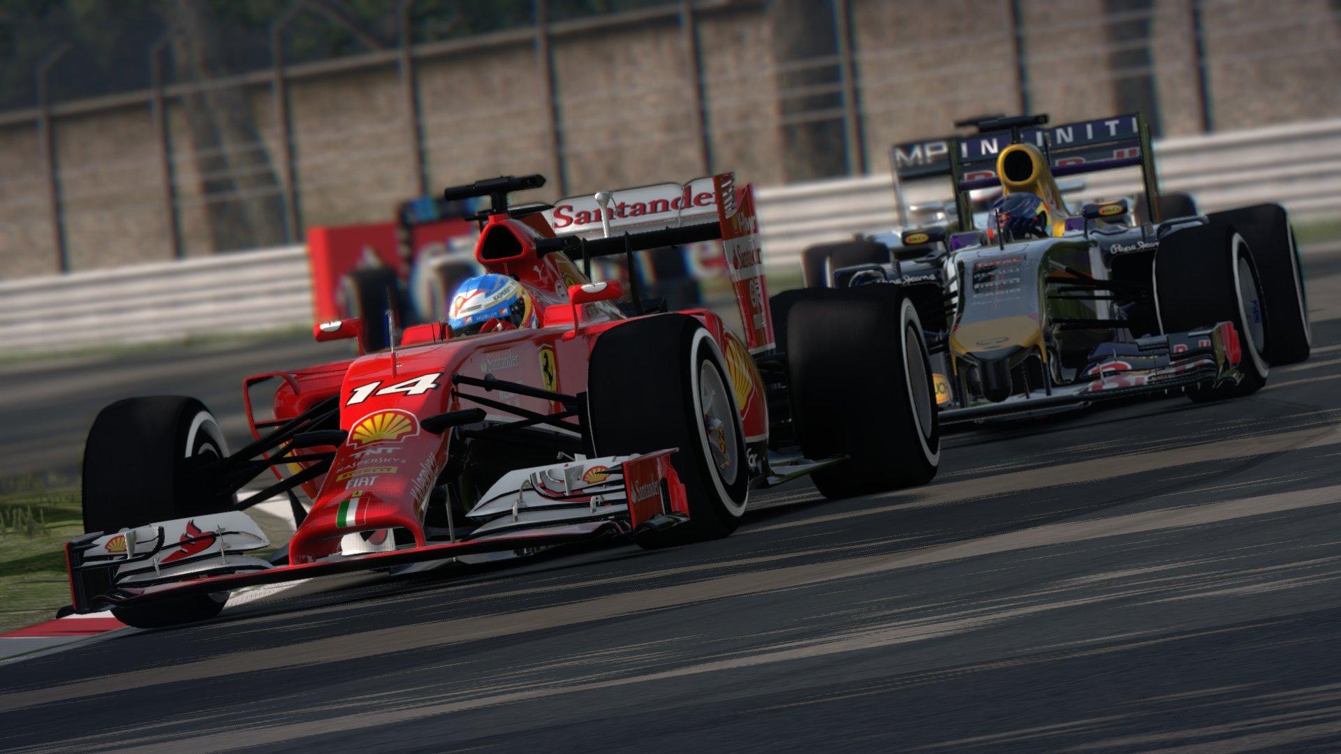 F1 2014 (Formula 1) - PlayStation 3 by Bandai (Image #30)