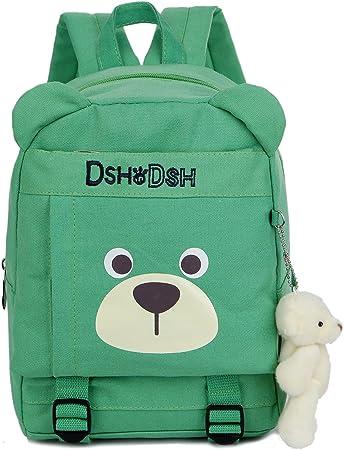 Kinderrucksack für Kinder von 3 bis 8 Jahren Modell Bär Louis