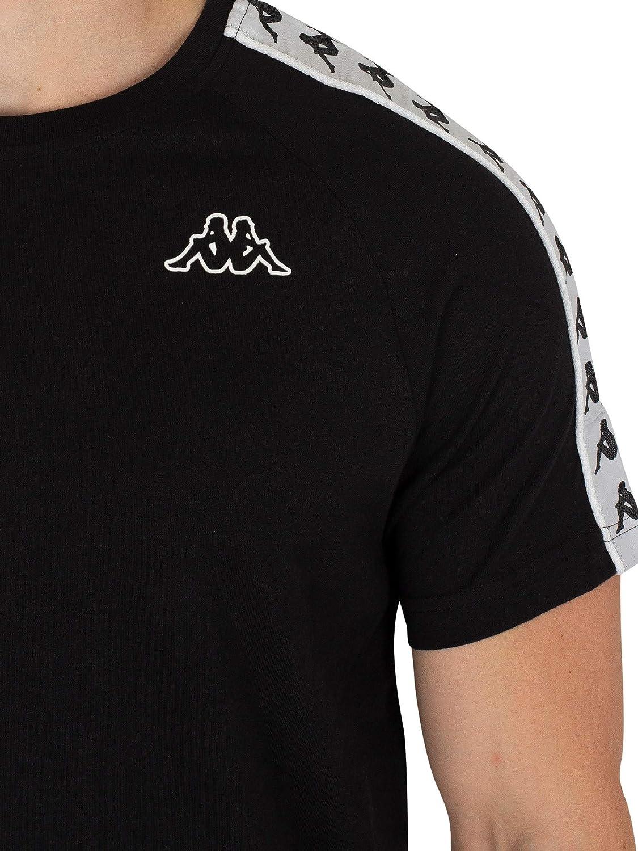 bbe66b355da Amazon.com  Kappa 222 Banda Coen Slim T-Shirt  Sports   Outdoors
