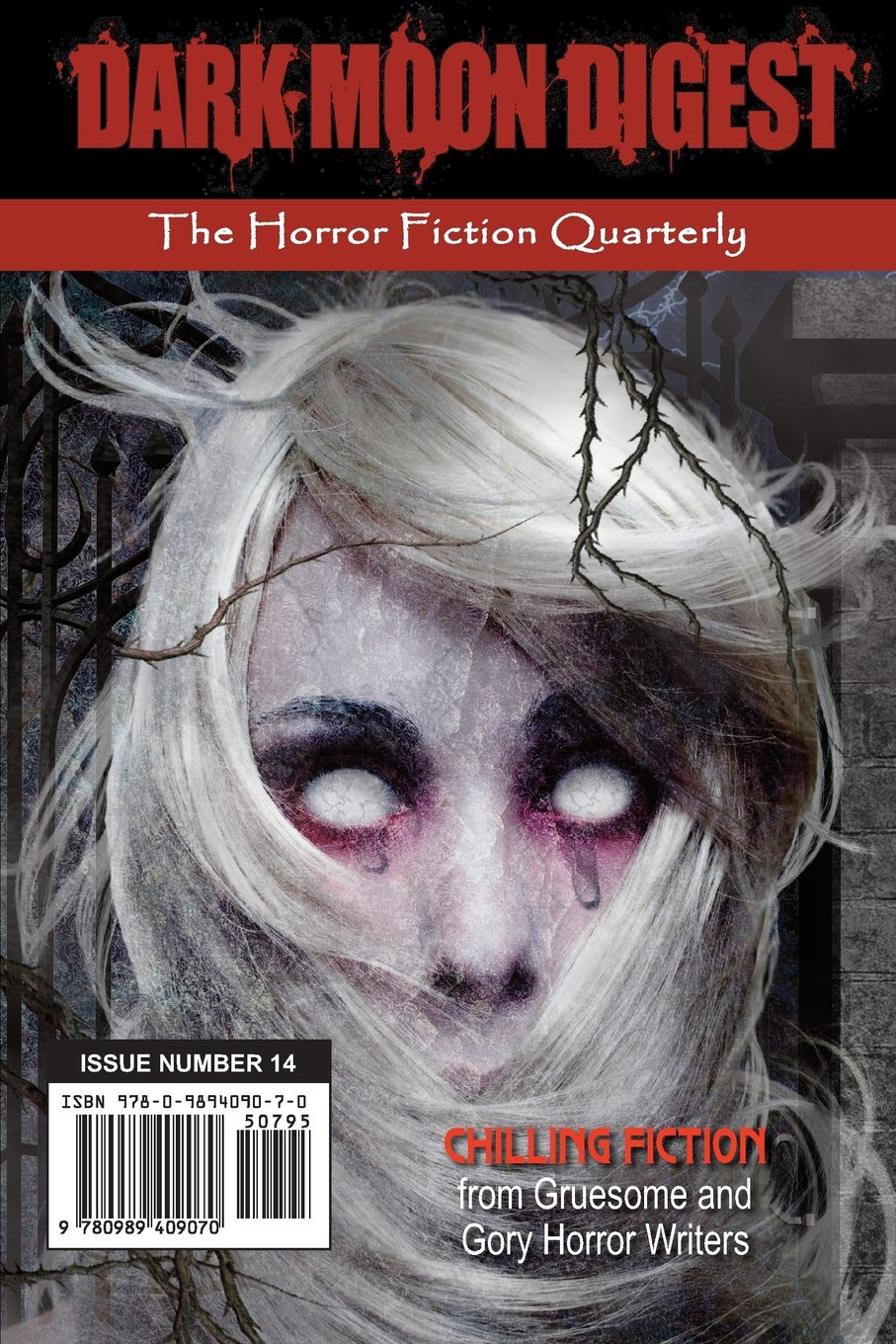 Dark Moon Digest - Issue #14: The Horror Fiction Quarterly PDF