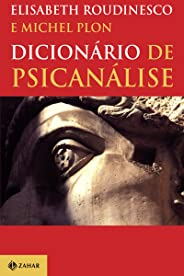 Dicionário de psicanálise