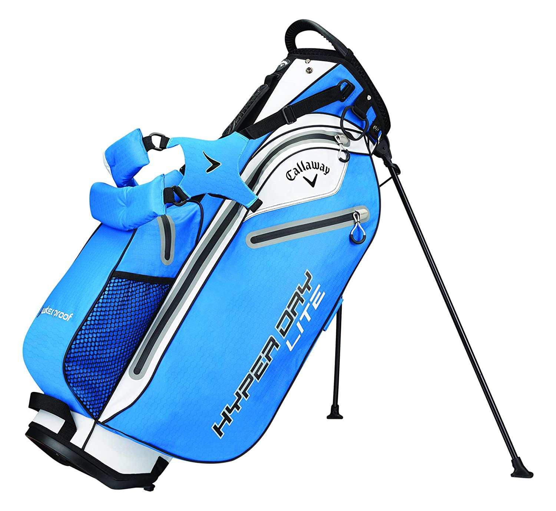 Callaway Hyper Dry Lite Bolsa para Palos de Golf, Hombre ...