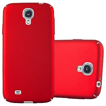 871c448ea17 Cadorabo Funda para Samsung Galaxy S4 en Metal Rojo: Amazon.es: Electrónica