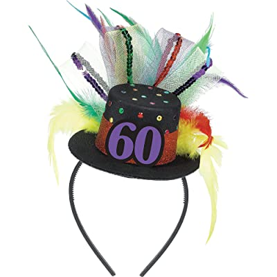 60th Birthday Fascinator: Kitchen & Dining