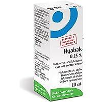 Thea Hyabak Eye Drops, 10 ml