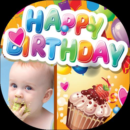 Happy Birthday Frames Photo Editor