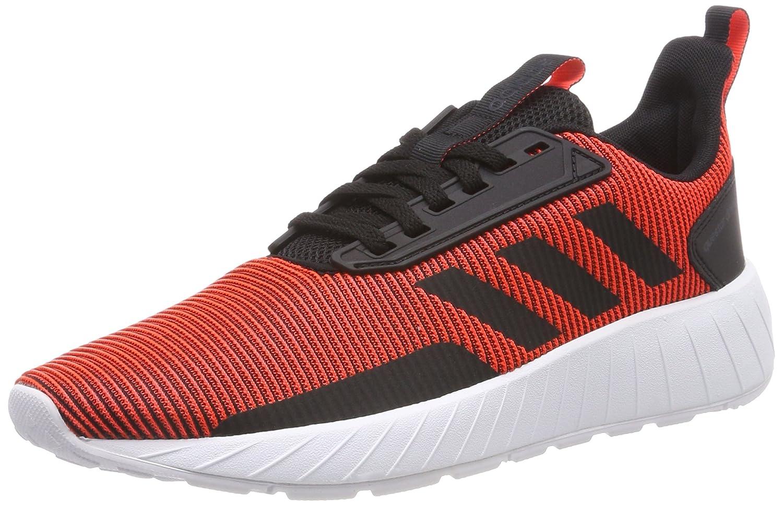adidas Questar Drive, Zapatillas Para Hombre 39 1/3 EU|Negro (Core Black/Core Black/Solar Red)