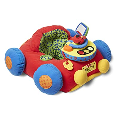 Melissa & Doug Beep-Beep and Play Activity Center Baby Toy, Great Gift for Girls and Boys - Best for Babies and Toddlers, 9 Month Olds, 1 and 2 Year Olds: Melissa & Doug: Toys & Games [5Bkhe0305977]