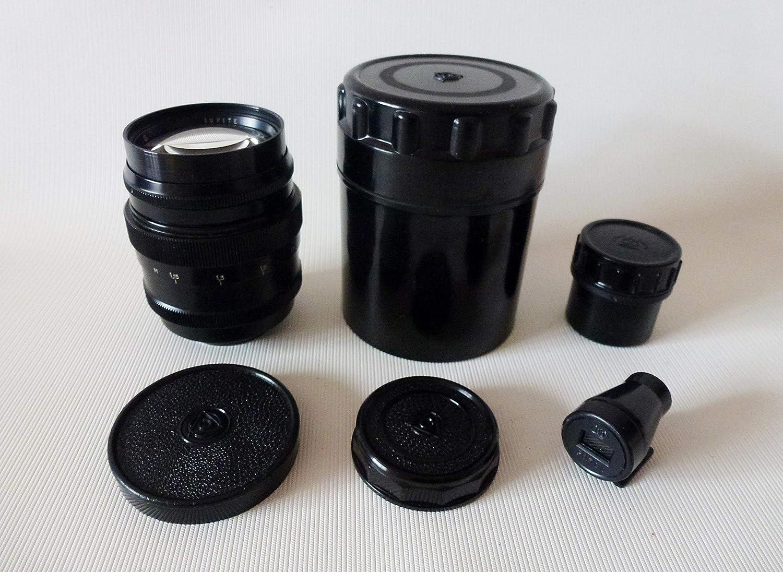 JUPITER-9 2 / 85mm M39スクリューマウントソビエトFED Leica Zorki   B01H3FU00O