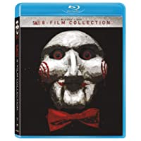 Deals on Saw 8-film Collection Blu-ray